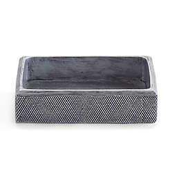 Kassatex Mesh Soap Dish in Grey