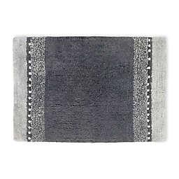 Twilight Cotton Bath Rug in Grey