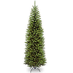 National Tree Company Kingswood Fir Hinged Pencil Tree