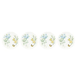 Lenox® Butterfly Meadow® Melamine Dinner Plates (Set of 4)