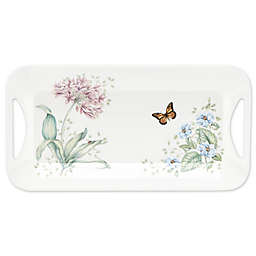 Lenox® Butterfly Meadow® Melamine Hors D'oeuvres Tray