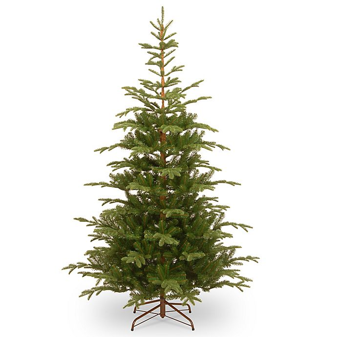Alternate image 1 for National Tree Company Norwegian Spruce Christmas Tree Collection