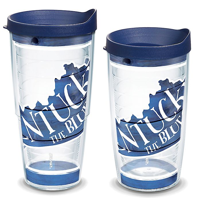 Alternate image 1 for Tervis® Kentucky Outline Wrap Tumbler with Lid
