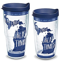 Tervis® Michigan Outline Wrap Tumbler with Lid
