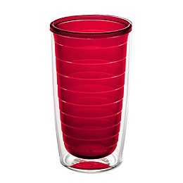 Tervis® Clear and Colorful Red 16 oz. Tumbler