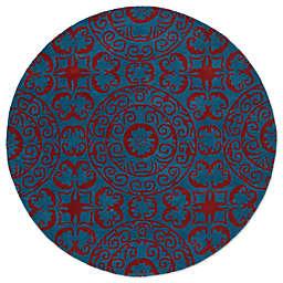 Kaleen Tara Delphi Round Rug