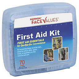 Harmon® Face Values™ 70-Piece First Aid Kit 7bcd299a6cbce