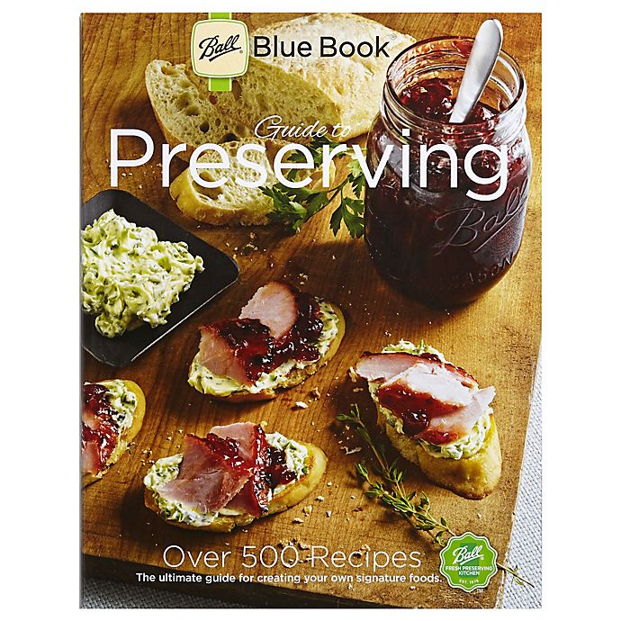 Alternate image 1 for Ball® Blue Book® Guide to Preserving 37th-Edition