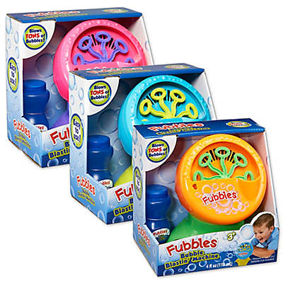 Little Kids® Fubbles™ Bubble Blastin' Machine