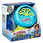 Little Kids® Fubbles™ Bubble Blastin' Machine in Blue