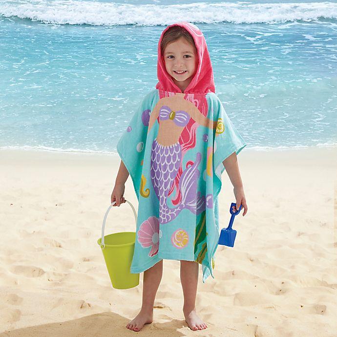 Alternate image 1 for Mermaid Kids Hooded Towel