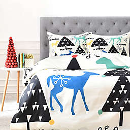 Deny Designs Geo Woodland Trees Collection