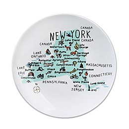My Place New York Appetizer Plates (Set of 4)