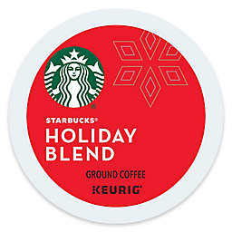 Keurig® K-Cup® Pack 16-Count Starbucks® Holiday Blend Coffee