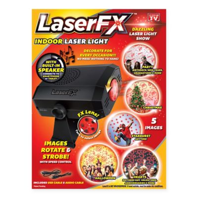 Laser Fx Indoor Laser Light Bed Bath Amp Beyond