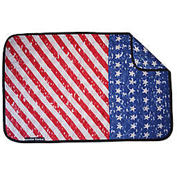 US Flag Woobie Blanket