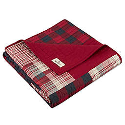 Woolrich® Sunset Quilted Throw Blanket in Red