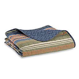 Eddie Bauer® Yakima Valley Throw Blanket in Persimmon