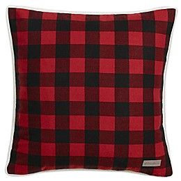 Eddie Bauer® Cabin 20-Inch x 20-Inch Throw Pillow in Dark Red