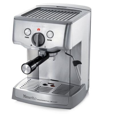 Espressione Caf 233 Minuetto Die Cast Professional Espresso