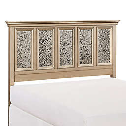Home Styles Visions Headboard in Silver