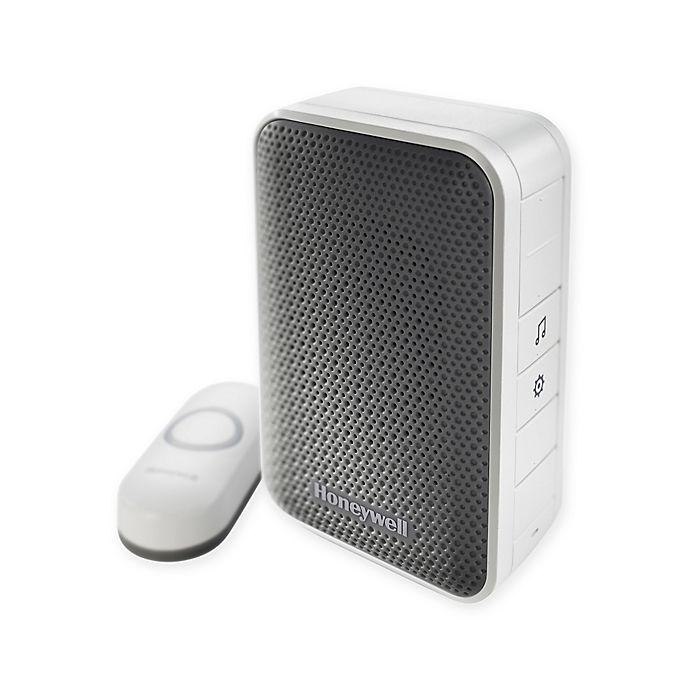 Alternate image 1 for Honeywell™ Portable 5-Series Wireless Doorbell