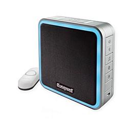 Honeywell Series 9 Wireless Portable Doorbell in Silver