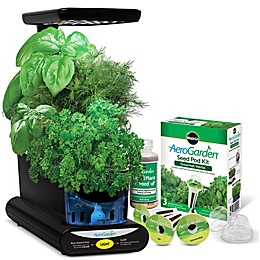 AeroGarden™ Sprout LED with Gourmet Herb Seed Pod Kit