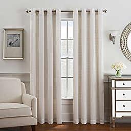Coco Grommet Top Window Curtain Panel