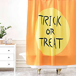 Deny Designs Lisa Argyropoulos Trick or Treat Shower Curtain
