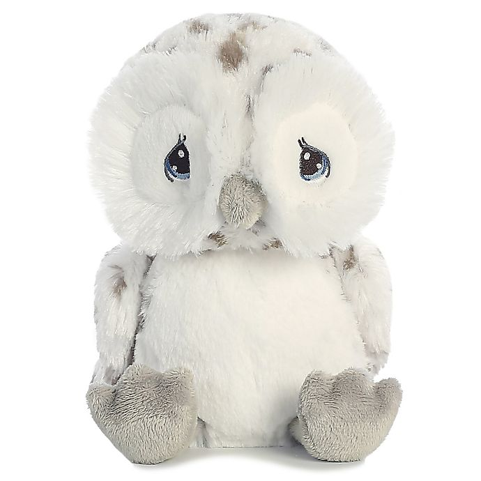 c4a3e477a180 Aurora World Precious Moments® 8.5-Inch Nigel Snowy Owl in Grey/White