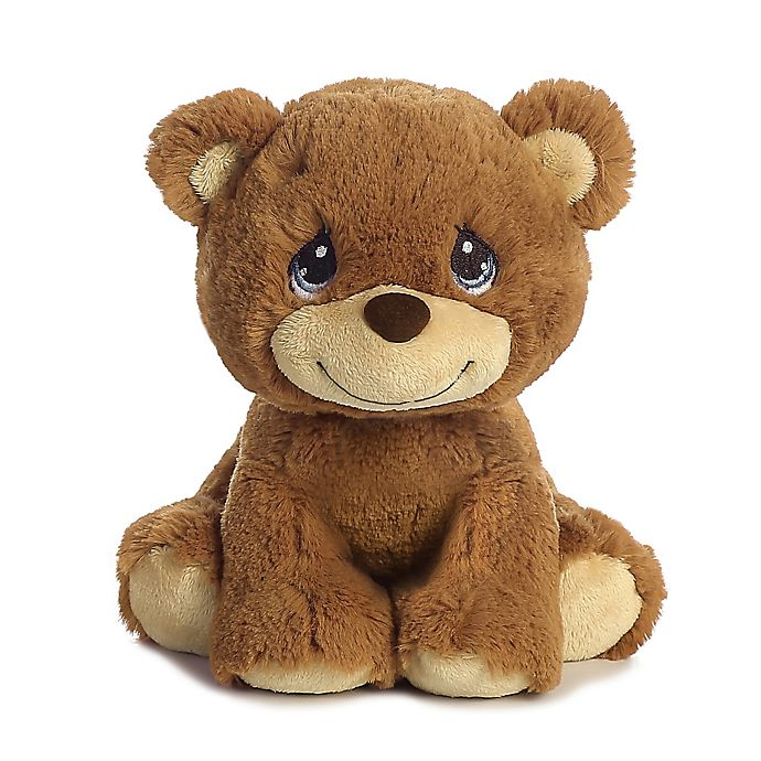 Alternate image 1 for Precious Moments® Charlie Bear in Brown