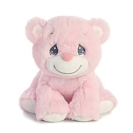 Aurora World Precious® Moments 8.5-Inch Charlie Bear in Pink