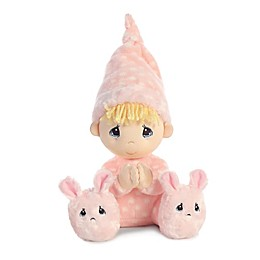 Precious Moments® Precious Girl Prayer Doll with Blonde Hair