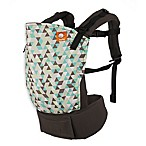 Baby Tula Equilateral Baby Carrier in Green/Grey