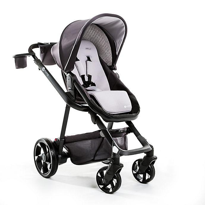 Origami Unveils World's First Power-Folding Baby Stroller | 690x690