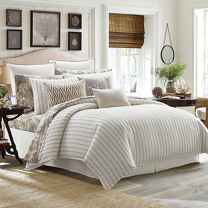 Alternate image 1 for Tommy Bahama® Sandy Coast Comforter Set in Beige