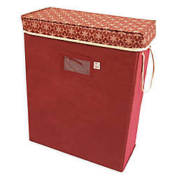 TreeKeeper® Santa's Bags Snowflake Gift Bag and Tissue Storage Box