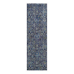 Couristan® Easton Winslet 2-Foot 7-Inch x 7-Foot 10-Inch Rug in Navy