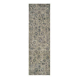 Couristan® Easton Winslet 2-Foot 7-Inch x 7-Foot 10-Inch Rug in Beige/Black