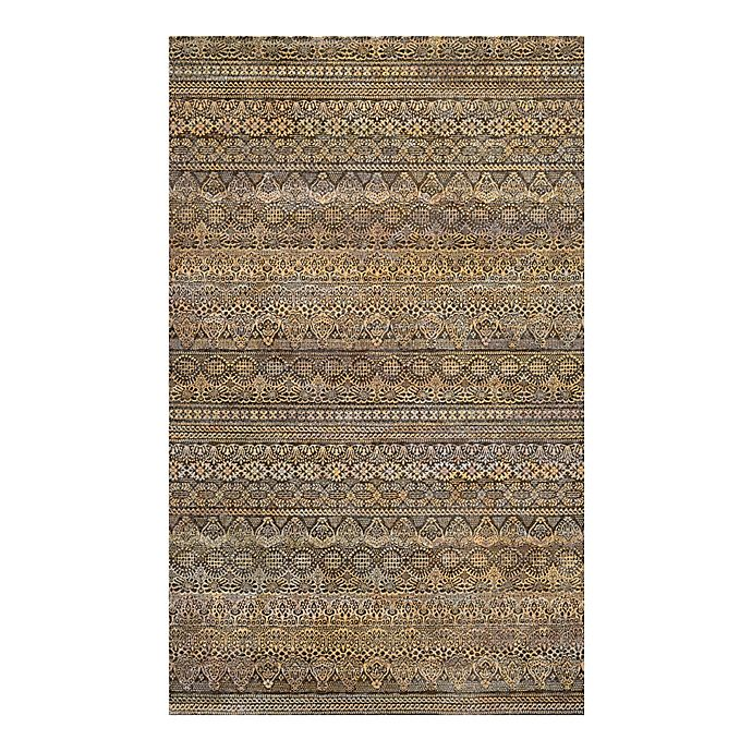 Alternate image 1 for Couristan® Easton Capella 2-Foot x 3-Foot 7-Inch Rug in Brown