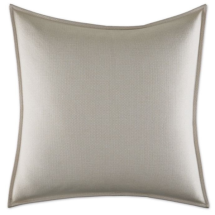 Alternate image 1 for Tommy Bahama® Sandy Coast European Pillow Sham in Beige