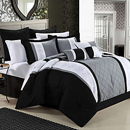 Chic Home Bryce 8-Piece Comforter Set