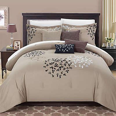 Chic Home Budz Comforter Set