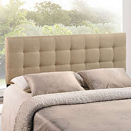 Modway Lilly Tufted Linen Headboard