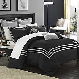 Chic Home Courtney 12-Piece Comforter Set
