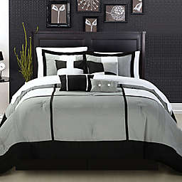 Chic Home Dorby 12-Piece Comforter Set