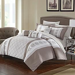 Chic Home Adam Comforter Set