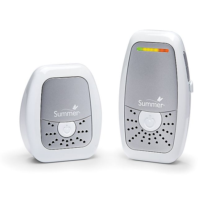Alternate image 1 for Summer Infant® Baby Wave Digital Audio Monitor