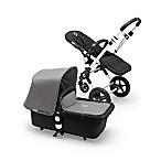 Bugaboo Cameleon3 Complete Stroller in Aluminum/Black/Grey Mélange
